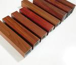 厂家直销 木纹铝方通吊顶定做 量大从优