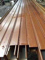 广东木纹铝方通厂家直销 可定制 价格量大从优