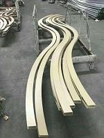广州铝方通厂家定做 量大从优 铝合金方通吊顶