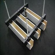 东莞铝方通厂家直销 u型铝方通 量大从优 规格齐全