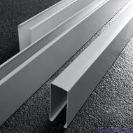广州铝方通厂家 u型铝方通批发 尺寸可定制