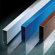 弧形铝方通定做 深圳铝方通厂家直销 量大价格优惠