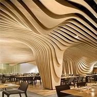 东莞铝方通厂家定做 规格齐全 木纹铝方通吊顶直销