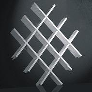 铝格栅厂家 铝格栅供应 规格齐全