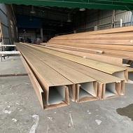 广东条形铝方通厂家产品上喷涂线