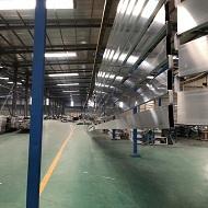广东铝合金铝方通厂家产品上机做货
