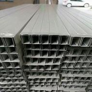 广东v型铝方通厂家产品喷白色