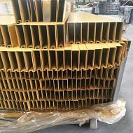 广东铝型材方通厂家产品实拍