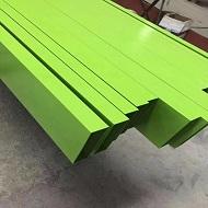 广东氟碳铝方通厂家产品喷各种颜色