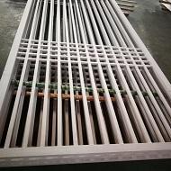 广东异形铝方通厂家产品做货实拍