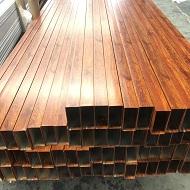 木纹铝方通产品出货