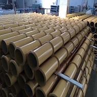 竹纹铝型材