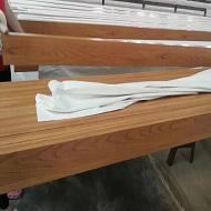 热转印木纹铝方通产品出货实拍
